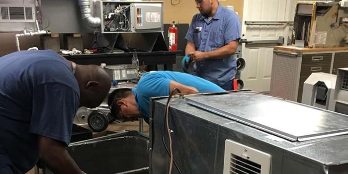 Refrigeração e Climatização – SENAI