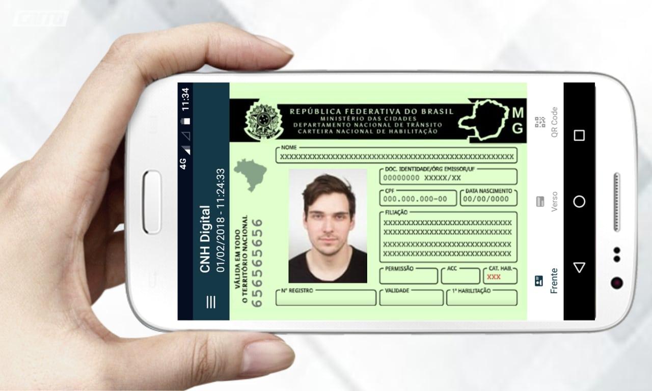 CNH Digital - O que é? E como funciona.
