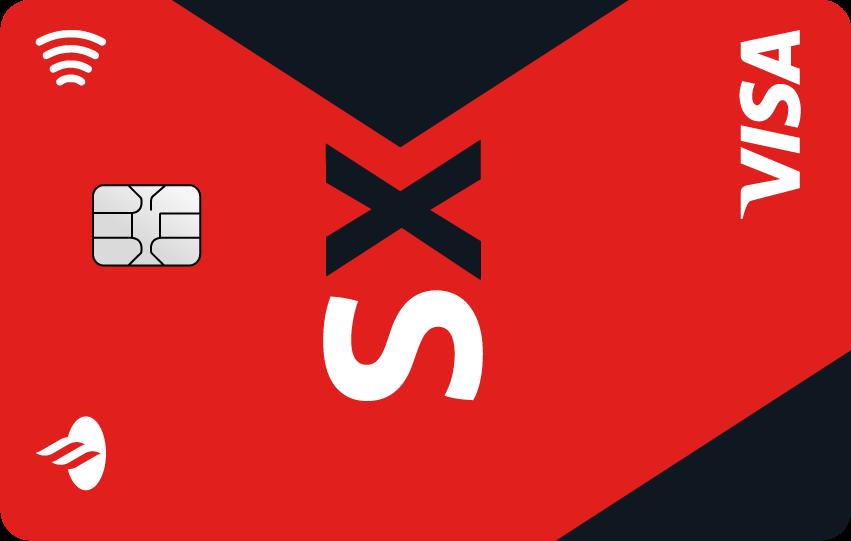 Cartão SX