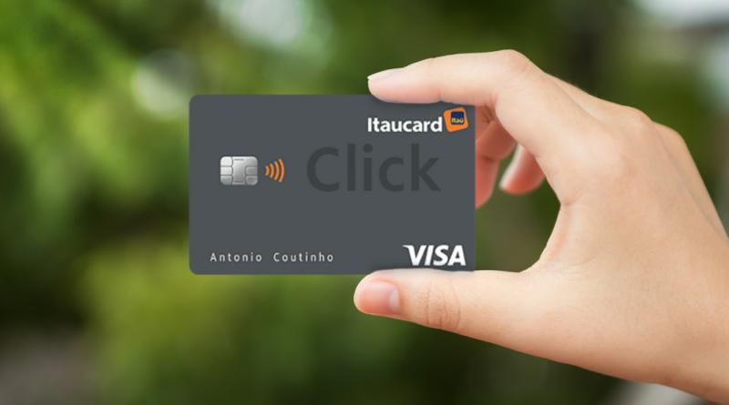 Como Solicitar Cartão Itaucard Click